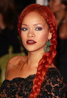 "24"" Braid Wigs Lace Front Wigs 100% Human Hair Wigs The Same As The Hairstyle In The Picture"