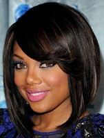"""12"""" Bob Wigs Lace Front Wigs 100% Human Hair Wigs The Same As The Hairstyle In The Picture"""